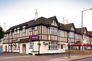 premier inn shirley